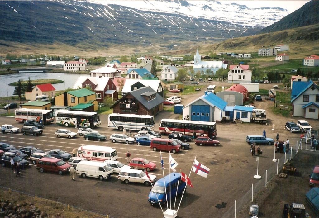 Suðurleiðaflotinn í Seyðisfirði