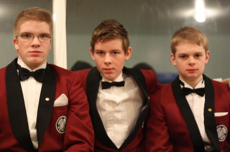 Steini, Balli og Aron