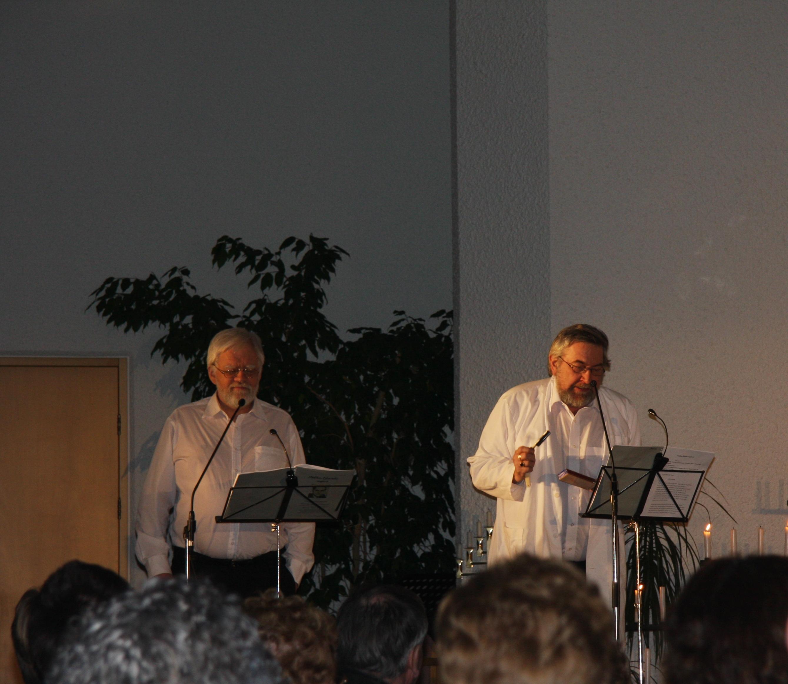 Agnar og Hannes