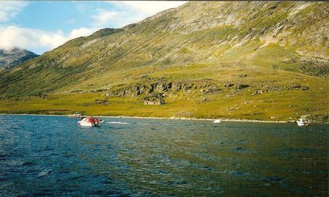 Ferðamáti Grænlendinga