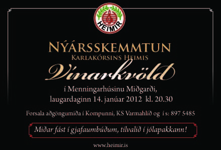 Vínarkvöld forsala copy